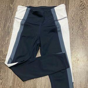 Navy blue Athleta Leggings